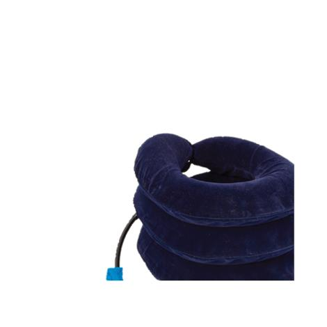 BodySport Cervical Traction Collar,Blue,Each,BDSTC01