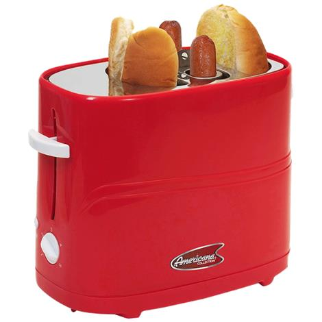 Maxi-Matic Elite Dual Hot Dog Toaster,Hot Dog Toaster,Each,ECT-542R - from $22.25