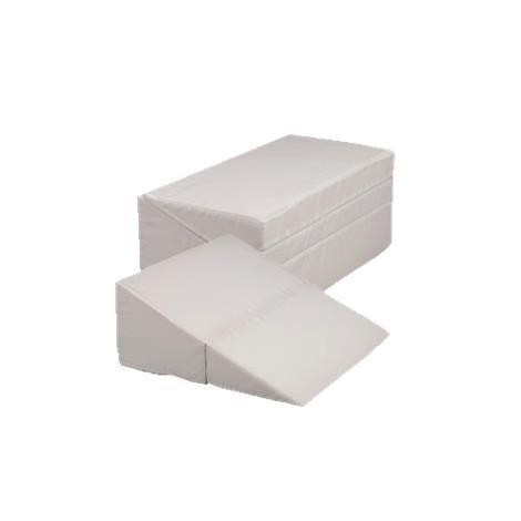 """Mabis DMI HealthSmart Foldable Bed Wedge,12"""" Width,Zebra Pattern,Each,555-9029-9989"""