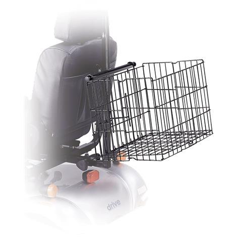 "Drive Scooter Rear Basket,15.5"" x 16.9"" x 24.8"",Each,SF8020"