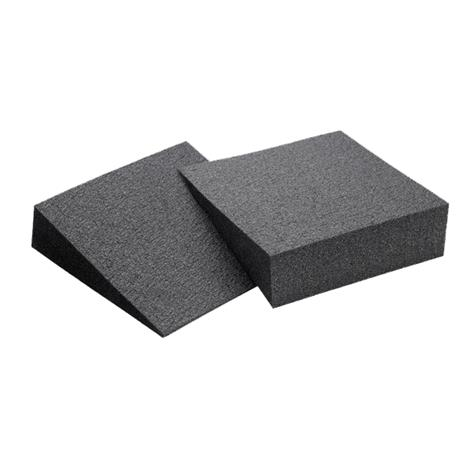 "OPTP Foam Slant Board Stretching Device,11.75""L x 11.75""W x 3.75""H,Pair,412"