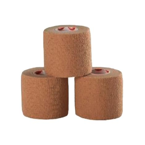 "Andover Co-Flex Compression Bandage,3"" X 5yd,Tan,24/Pack,3300TN"