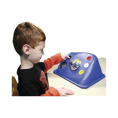 Finger Isolation Busy Box Toy,Busy Box,Each,515 ENA515