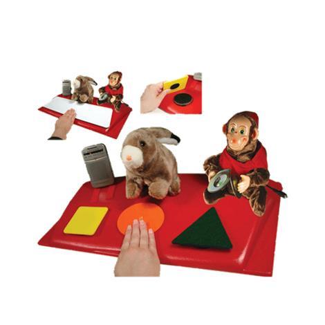 "Multisensory Motivational Center Sensory Toy,22"" x 11"" x 2"",Each,555 ENA555"
