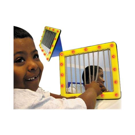 Peek-a-Boo Mirror Switch,Mirror Switch with Lights,Vibration and Music,Each,348