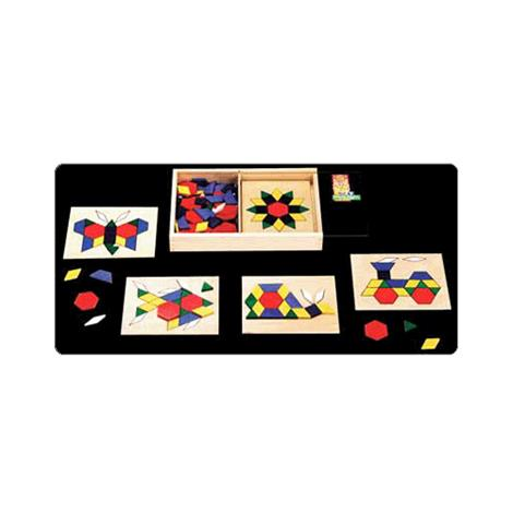Sammons Pattern Blocks And Boards
