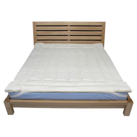 "Sleep and Beyond Organic Merino Wool Mattress Topper,Cal King,75"" x 86"",Each,OCKMP"