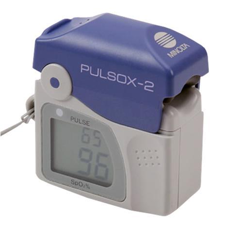 Maxtec PulsOx 2 Spot Checking Oxygen Saturation Pulse Oximeter,69mm W x 60mm H x 28mm D,Each,R204P12