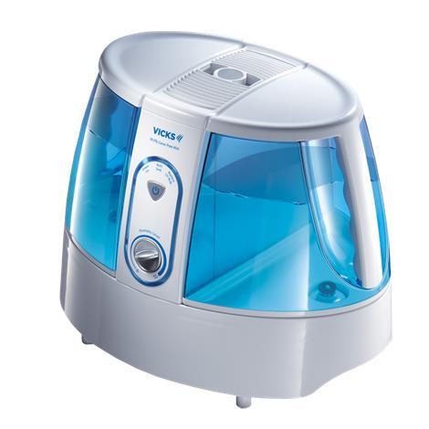 Kaz Vicks Germ Free Warm Mist Humidifier,Warm Moisture Humidifier,Each,V790-N KUIV790-N