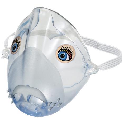 Respironics Sami The Seal Children Mask for Sidestream Plus Nebulizer,Pediatric Mask,5/Pack,HS880