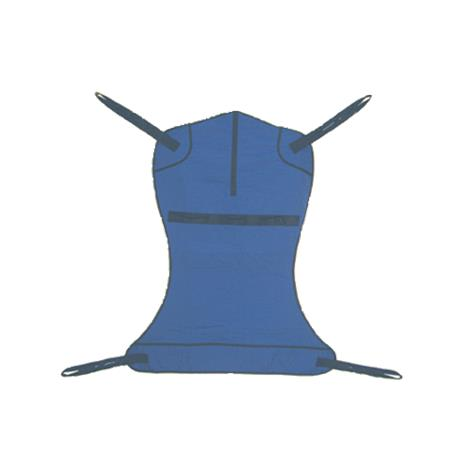 Medline Reusable Full Body Solid Fabric Patient Sling,Large,Each,MDSR113