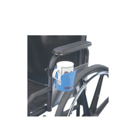 Maddak Wheelchair Cup Holder,Cup Holder,Each,F706220001 NV706220001