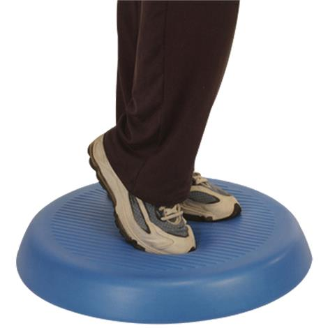 CanDo Low Impact Aerobic Balance Pad,Blue,Each,#30-2120B