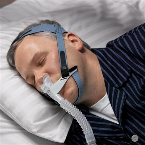 Respironics OptiLife CPAP Nasal Mask,FitPack, Mask only with Petite, Small, Medium and Large Traditional Pillow Cushions,Each,1036804 - from $52.99