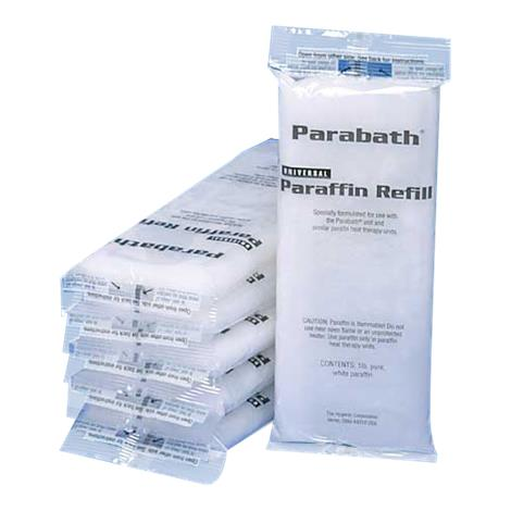Parabath Refills and Accessories for Paraffin Bath,Parabath Refill,1Lb,6/Pack,529501