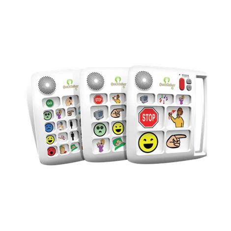 QuickTalker Communication Device Series,QuickTalker12,Each,10003502