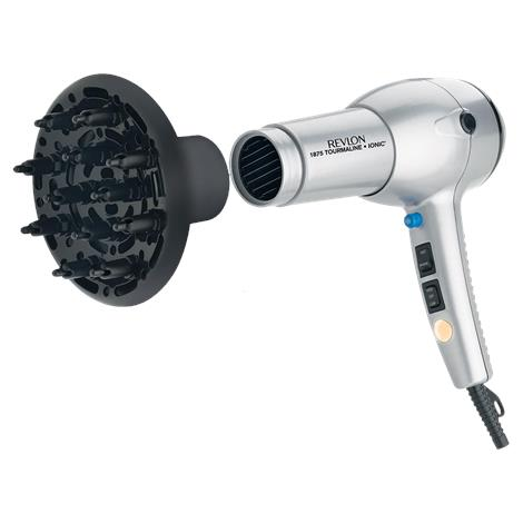 Revlon 1875 Watt Tourmaline Ionic Lightweight Hair Dryer,Tourmaline Ionic Hair Dryer,Each,RV544 RV544