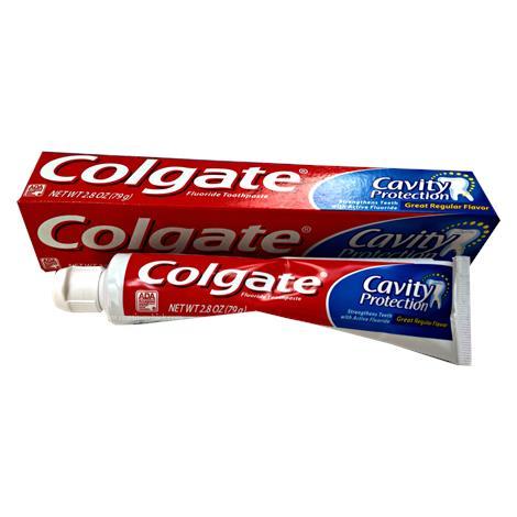 Colgate Toothpaste,1oz,24/Case,EDS51111