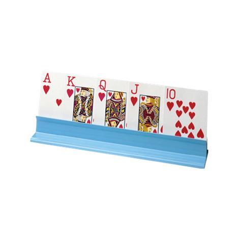 "Plastic Card Holder,10""L x 2""W x 1-1/4""H,Each,9431"