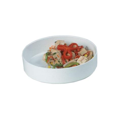 High Side Dish,Light Grey Fleck,Each,1475