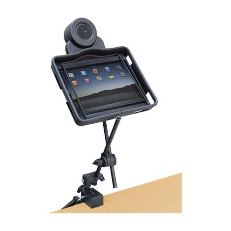IPad Sound System With Mounting Platform And Tabletop Base,With Mounting Arm System,Each,5905M