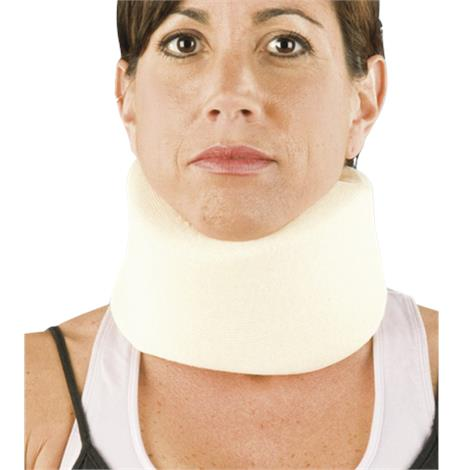 AT Surgical 6000 Series 3.5 Inches Tall Unisex Foam Cervical Collar,Large,Each,6000