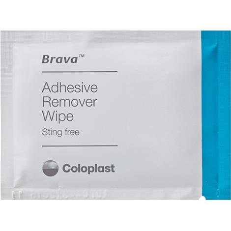 Coloplast Brava Adhesive Remover Wipes,Wipes,30/Pack,120115