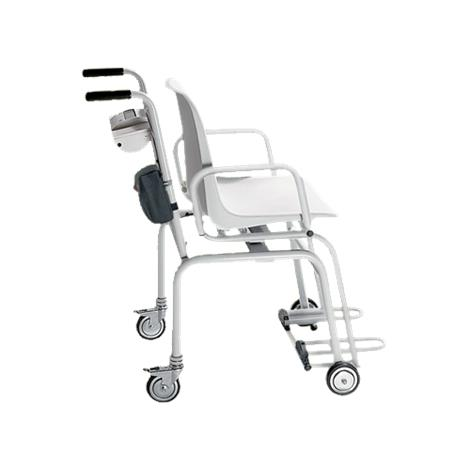 "Seca Electronic Wireless Chair Scale,22.2""W x 35.7""H x 38.2""D (563mm x 906mm x 970mm),Each,SECA954"