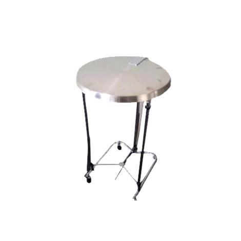 Anatomy Supply Hamper Stand with Foot Pedal,Hamper Stand,Each,KM18RTLH