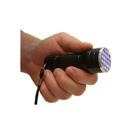 Glo Germ UVL 1006 Ultraviolet 21 LED Flashlight,21 LED Flashlight,Each,U10