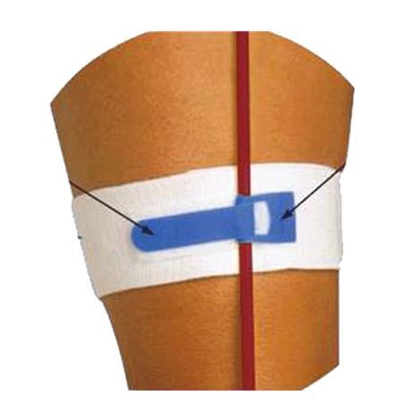 Pepper Medical Foley-Tie Foley Catheter Legband,35