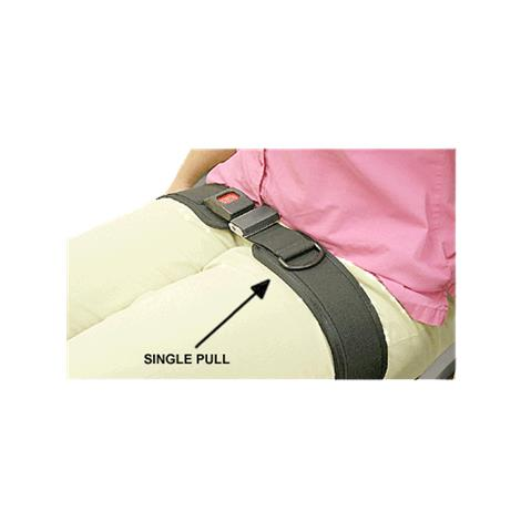 Therafin TheraFit Single Pull Hip Belt With One Inch Strap And Metal Buckle,With Cam Locks,4.25