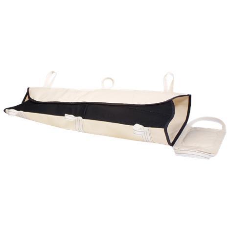 "Humane Restraint Blanket Wraps,48""W x 44""H,Weight: 4lb,Each,HBW-200"