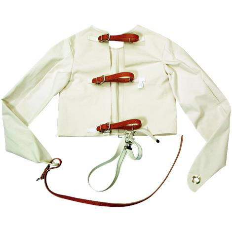 Humane Restraint Lynch Jacket,Large,44 to 46,Each,CSJR-10L