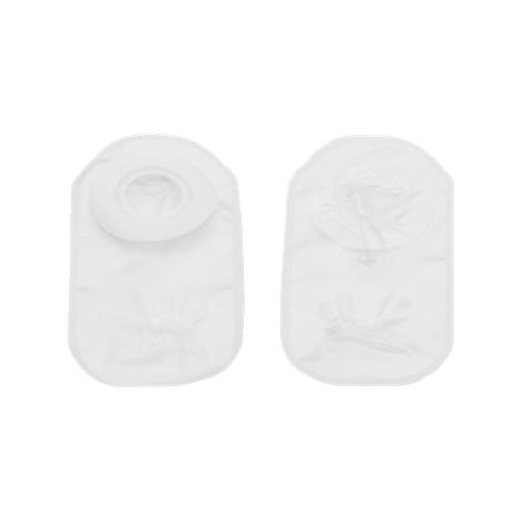 Hollister Pouchkins One-Piece Flat Standard Wear Ultra-Clear Premie Pouch With SoftFlex Skin Barrier,Opening Upto: 5/8 (15mm),15/Pack,3777