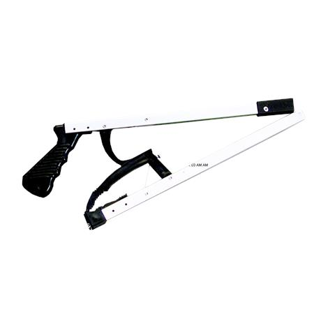 Invacare Basic Lightweight Aluminum Reacher With Magnet Tip And Ergonomic Handle,Folding Model,Each,HE11740000