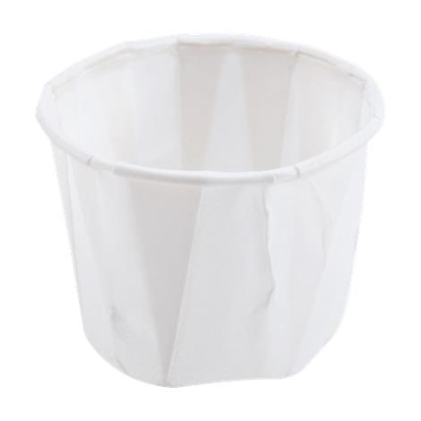 Cup Paper Souffle 1 Oz - Non024220 - Food Service Drinking Cups Glasses NON024220