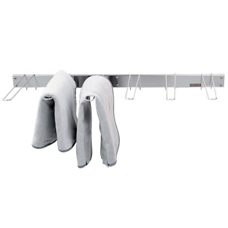 "Chattanooga Wall Mounted Towel Rack,2""H x 33""L (2cm x 33cm),Each,4016"