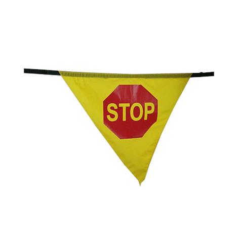 Safe t Mate Adjustable Stop Banner,Adjustable Stop Banner,Each,SM-006