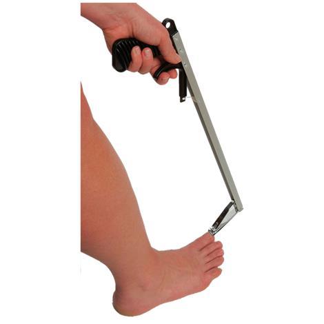 "Maddak Pistol Grip Remote Toe Nail Clipper,18"" (46cm) Long,Each,H741390000"