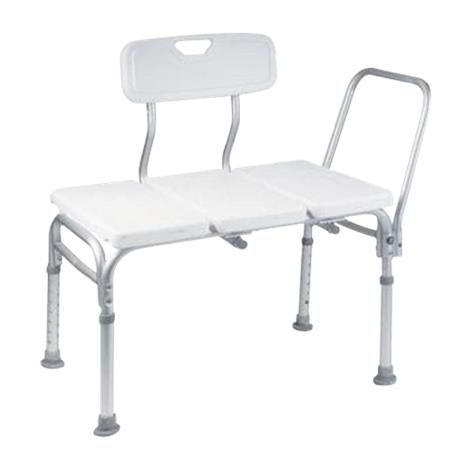 Cardinal Health Transfer Bench With Removable Backrest And Handrail,Transfer Bench,Each,SBH06 ZCHSBH06ea