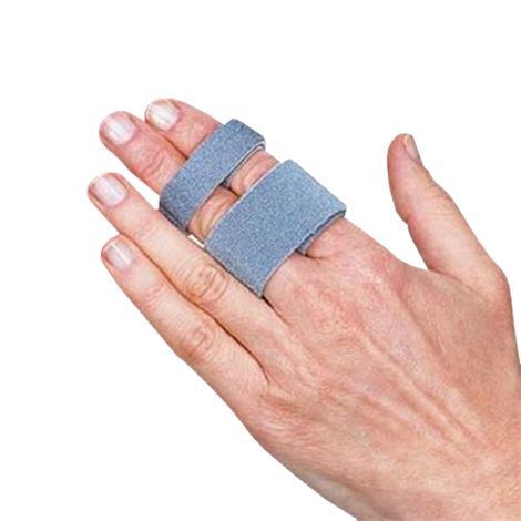"3pp Buddy Loop Finger Straps,Black,Width: 0.50"" (1.27cm),100/Pack,P1005-100"