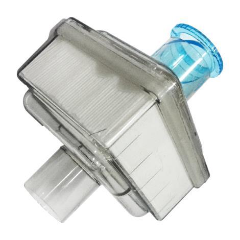 Respironics Millennium Inlet Filter,With Blue Silencer,6/Pack,1017796