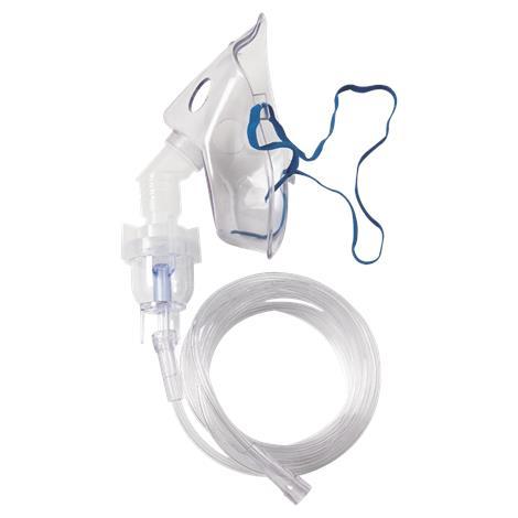 Medline Nebulizer Masks With Tubing,Adult mask,Each,HCS4485H