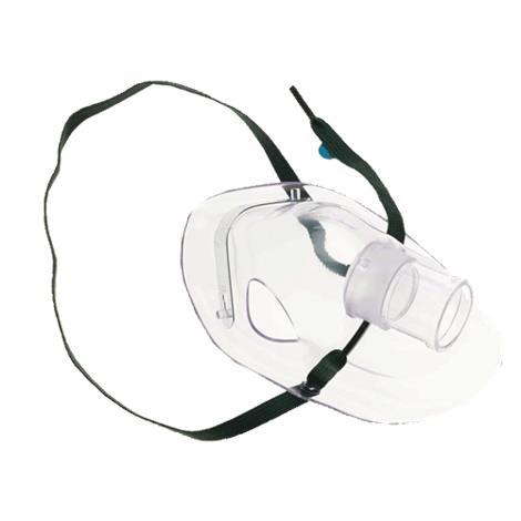 Medline Elongated Aerosol Masks,Adult,Elongated,50/Pack,HCS4630B