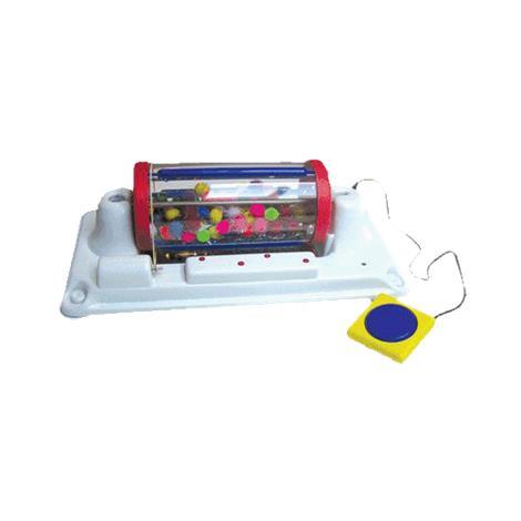 Motorized Glitter Roll Music Box,Motorized Glitter Roll Music Box,Each,697 ENA697