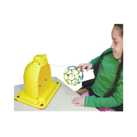 Pull Ball  Toy,11W x 7-1/2L x 9H,Each,416