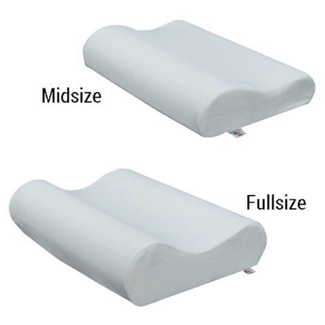 Core Memory Foam Cervical Pillow,Full Size,Each,FOM-197