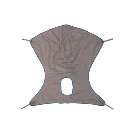 Invacare Polyester Fabric Comfort Sling with Commode Opening,Small,Each,2451092