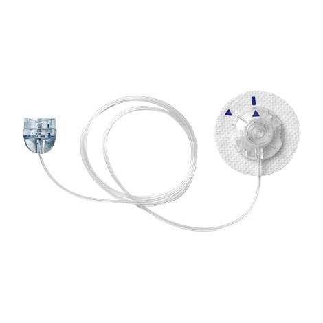 "Minimed Paradigm Quick-set Set,18"" (46cm) Tubing With 6mm Cannula,10/Pack,MMT-394"